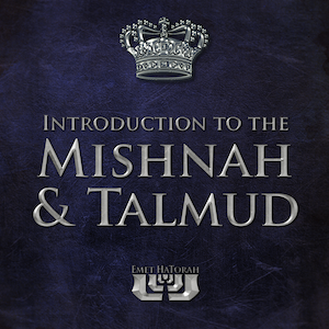 Intro to Mishnah & Talmud graphic